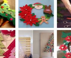 10 Lindas Ideias diversas para o Natal