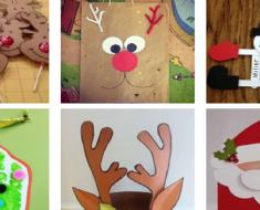 10 Lindas ideias de lembrancinhas para o Natal