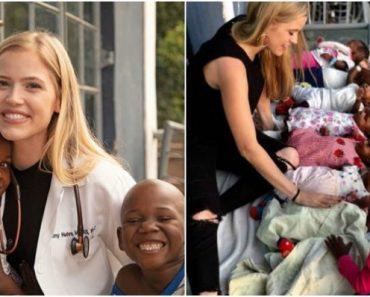 Jovem decide abandonar tudo e abrir hospital para crianças órfãs na África