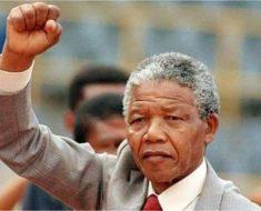 Lista com as Lições de Vida de Nelson Mandela