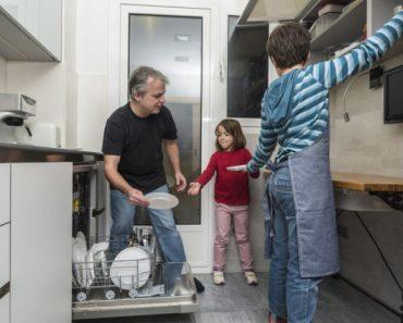 Trabalho doméstico e crianças