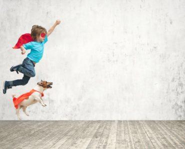 Mitos sobre animais de estimação e saúde mental das crianças