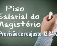 Piso Nacional do Magistério deverá ser R$ 2.886,15. Confira!