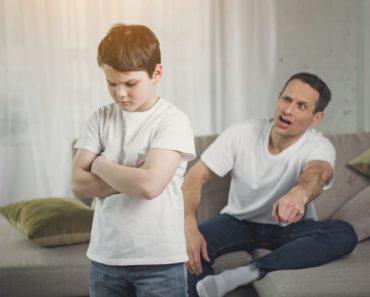 Qual é o tom de voz perfeito para disciplinar seus filhos