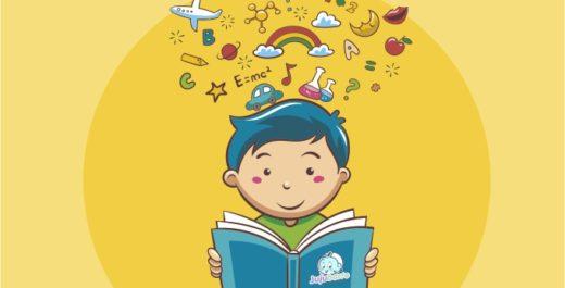 Dicas de leitura para crianças de 7 a 9