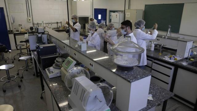 Instituto Federal do Rio de Janeiro produzirá álcool em gel 70%