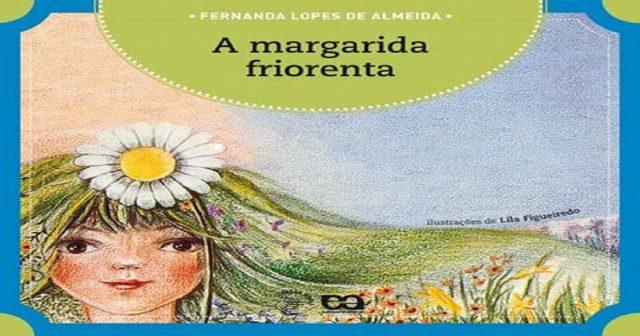 Paradidático a Margarida Friorenta