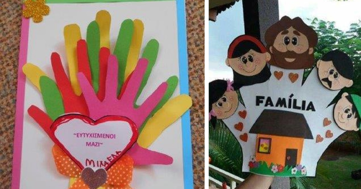 10 Ideias para o Dia da Família