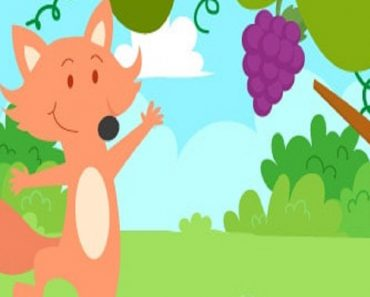A raposa e as uvas