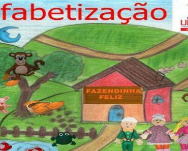 Atividades Alfabetização Fazenda Feliz