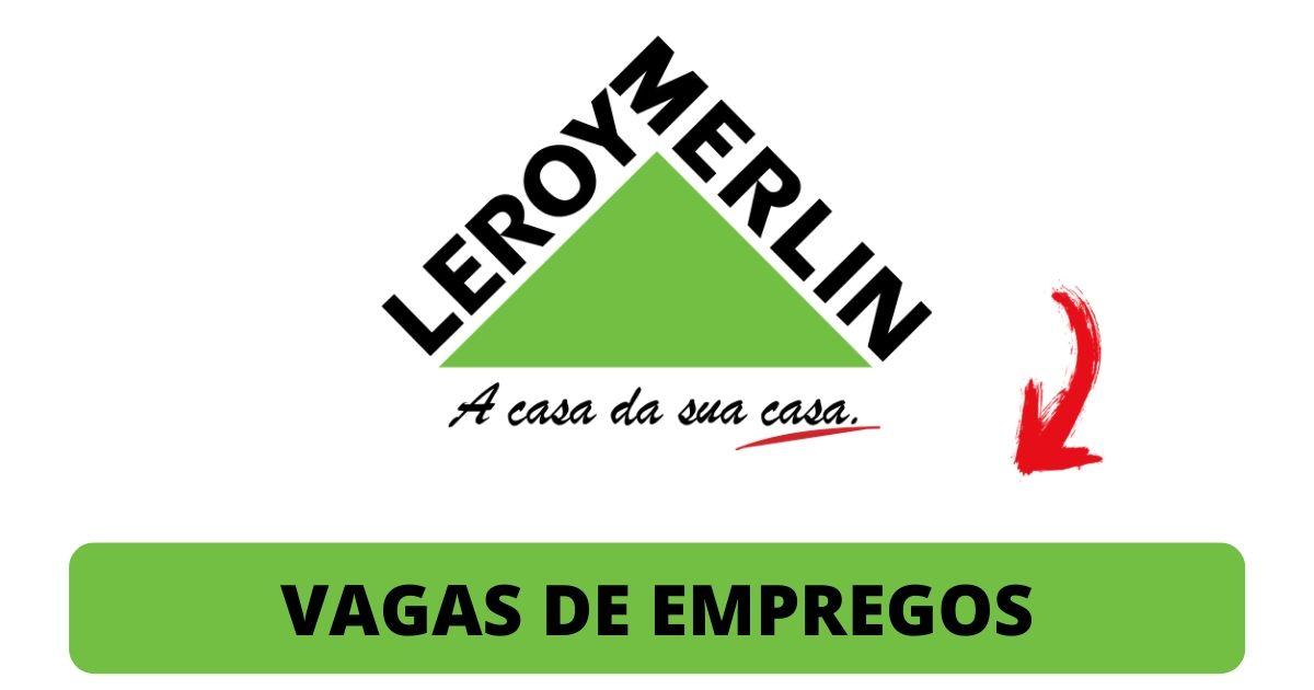 Leroy merlin oferece vagas de emprego na pandemia s escola - Revetement mural cuisine leroy merlin ...